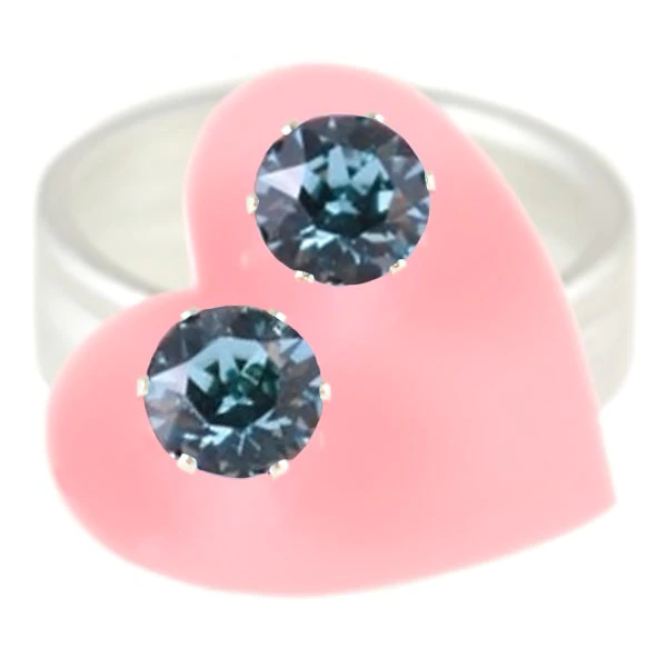 JoJo Loves You Indian Sapphire Mini Blings