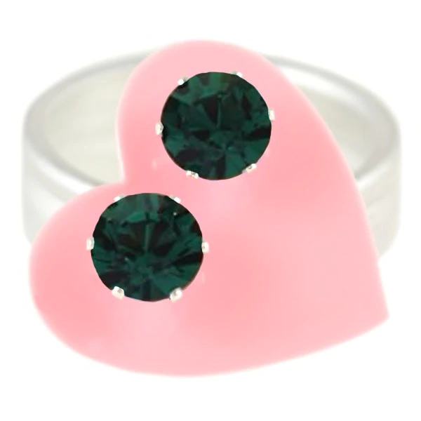 JoJo Loves You Emerald Mini Blings