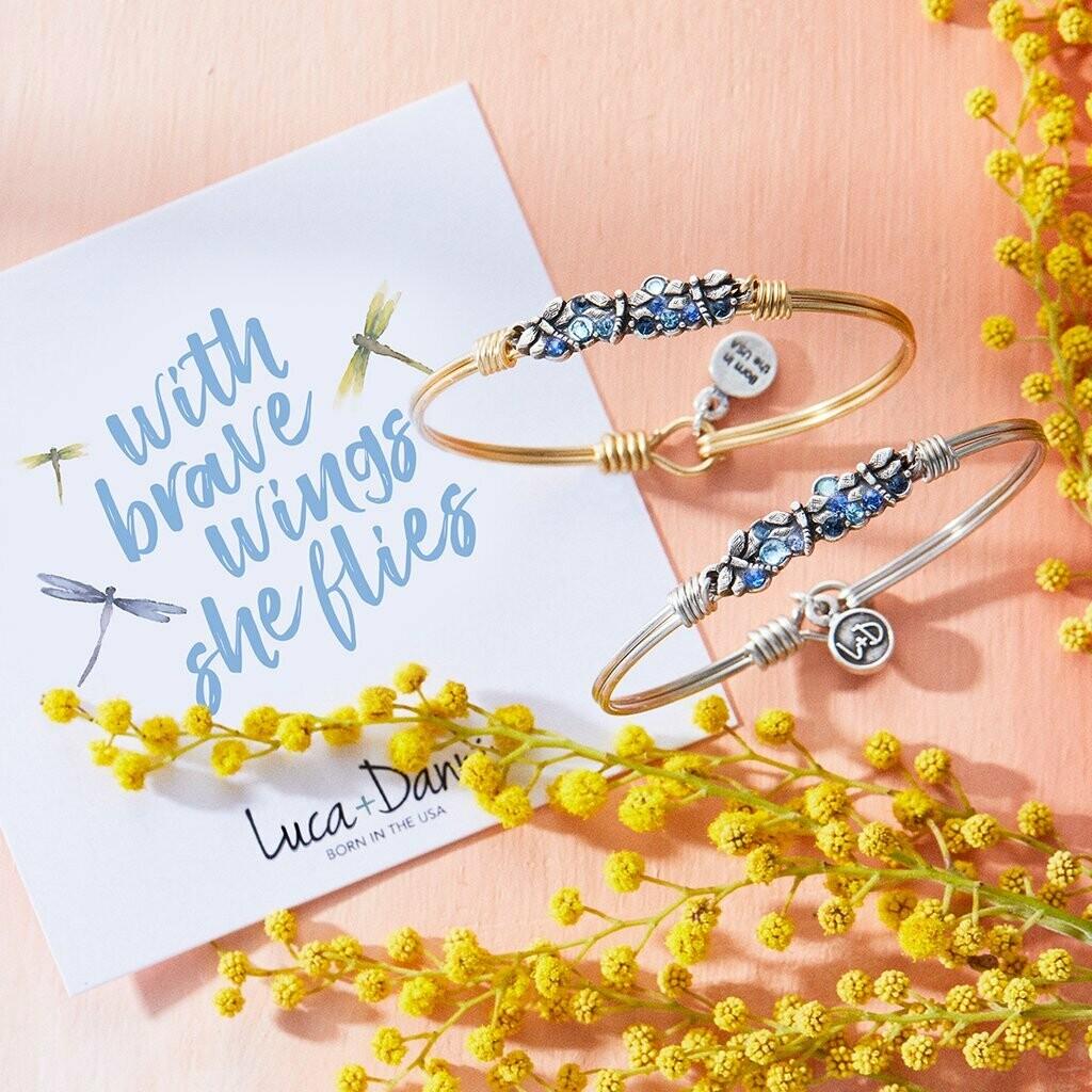 Luca + Danni Dragonfly Medley Bracelet