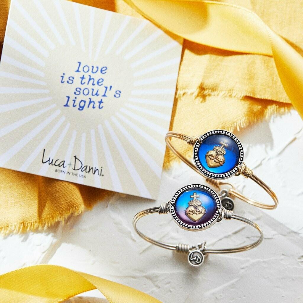 Luca + Danni Sacred Heart Intaglio Bracelet