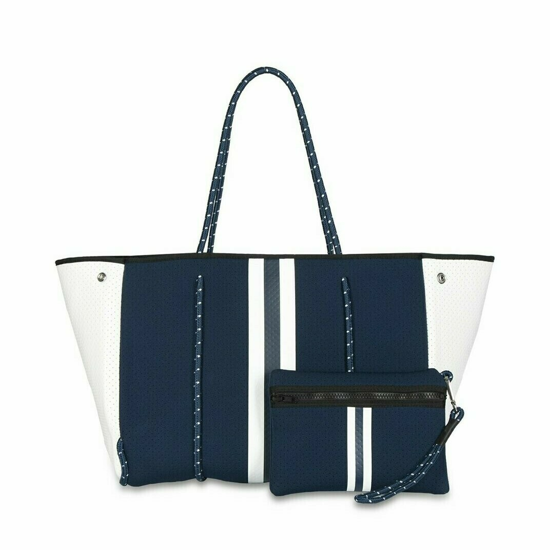 Haute Shore Greyson Tote, Sailor