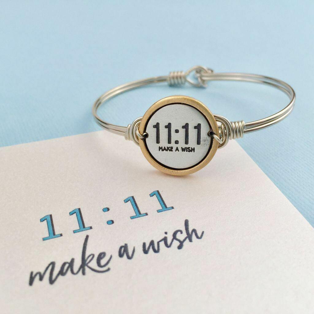 Luca + Danni 11:11 Make a Wish Bracelet