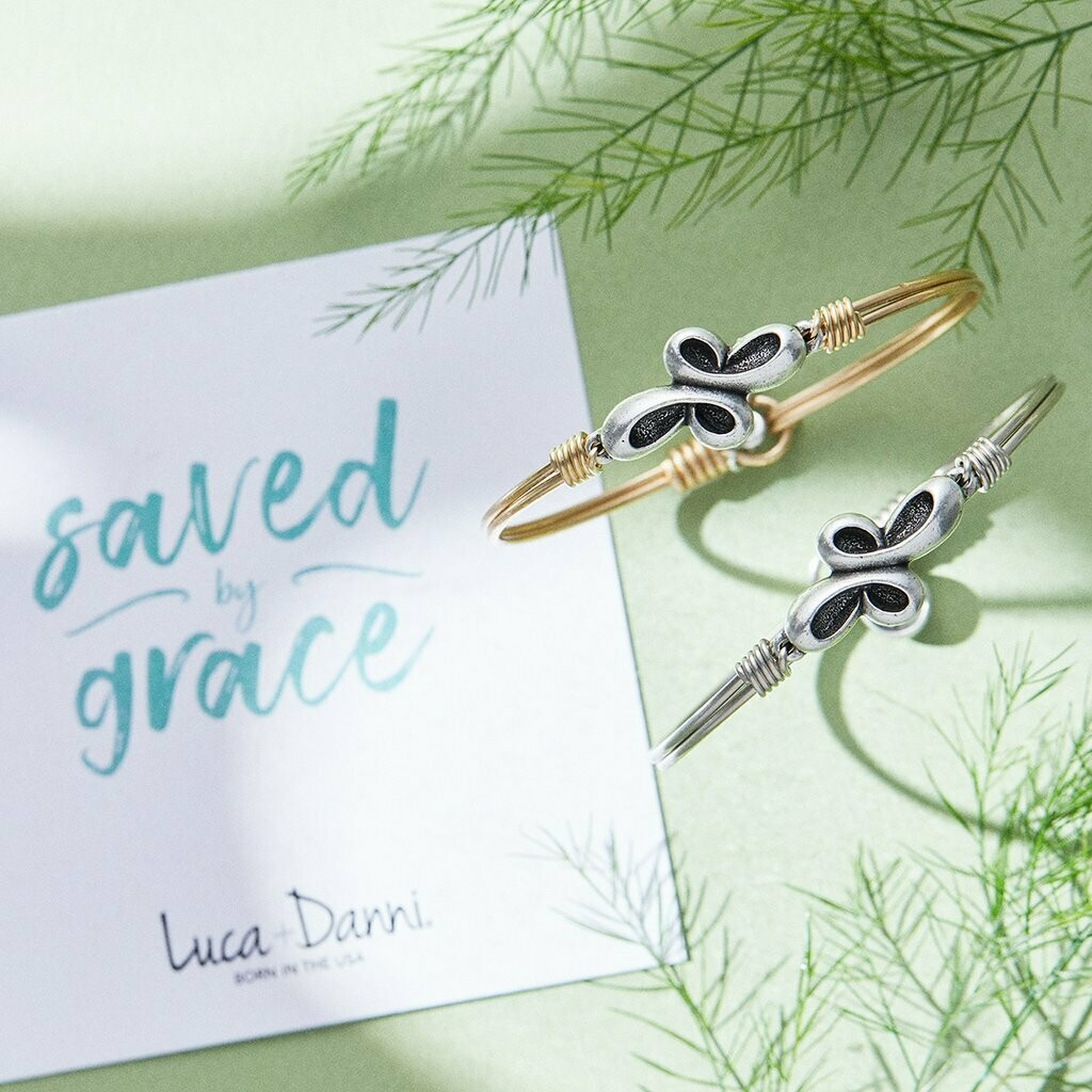 Luca + Danni Eternal Cross Bracelet