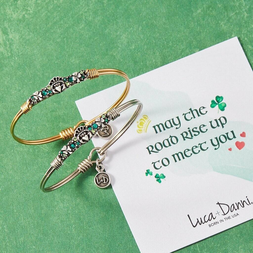 Luca + Danni Irish Medley Bracelet