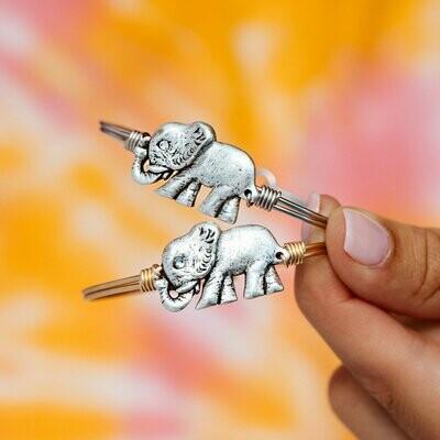 Luca + Danni Elephant Bracelet