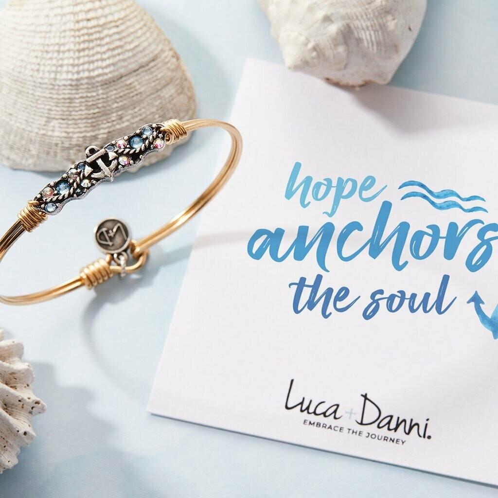 Luca + Danni Anchor Medley Bracelet