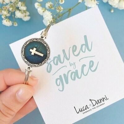 Luca + Danni Vintage Cross Bracelet