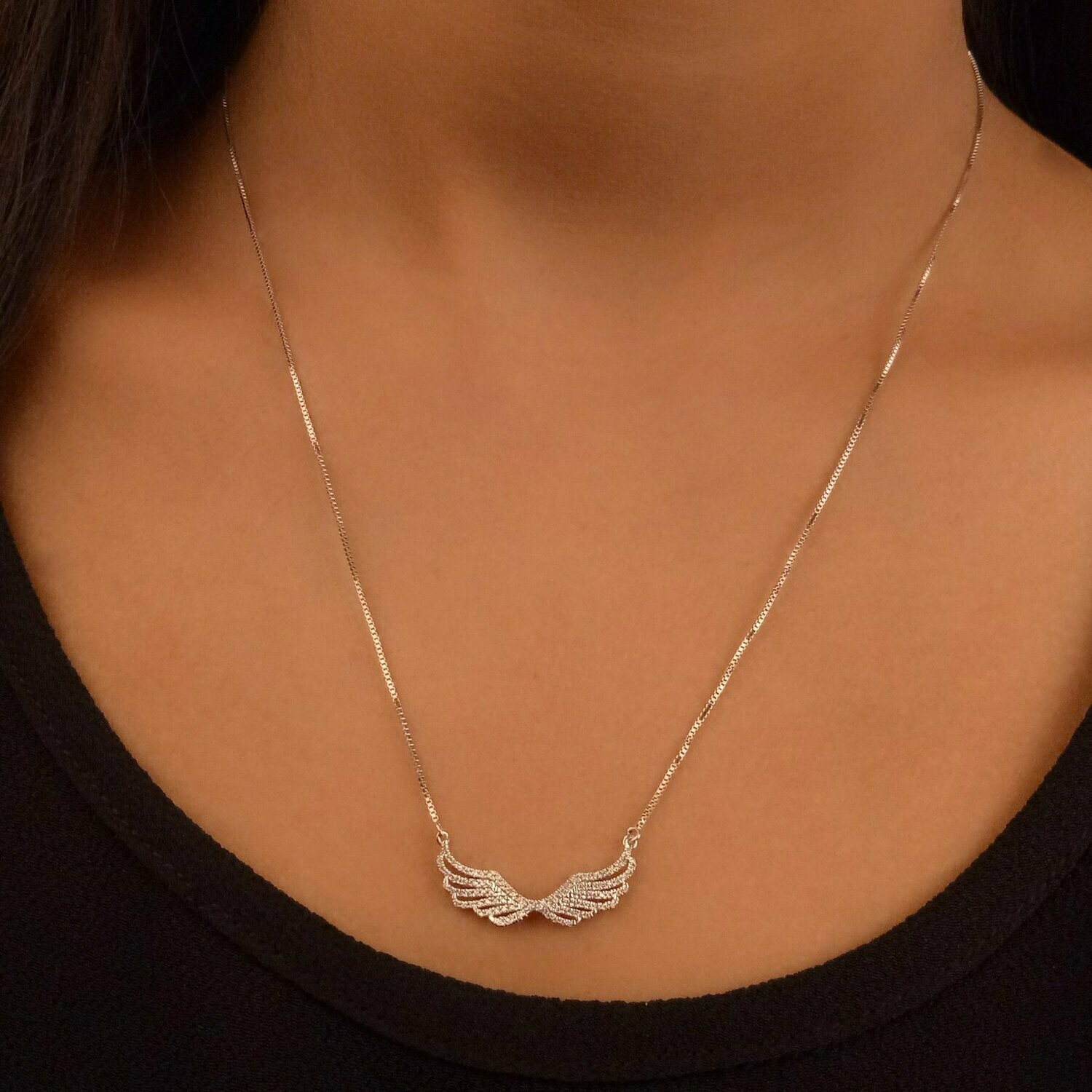 Ella Stein Wing It Necklace (Gold)