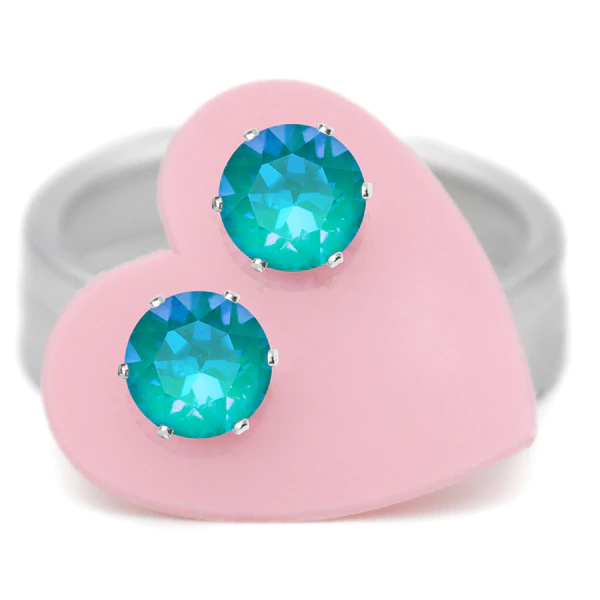 JoJo Loves You Turquoise & Caicos Mini Blings