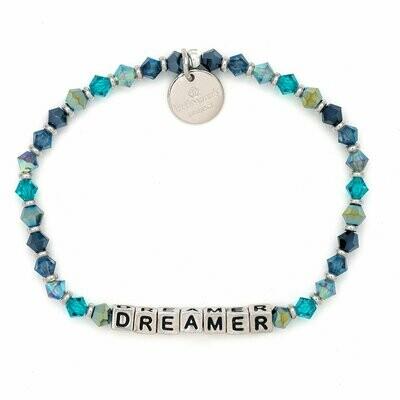 Little Words Project Silver DREAMER Bracelet