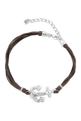 Uno de 50 Anchored Necklace
