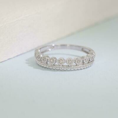 Ella Stein Queen of Havana Ring (Silver)