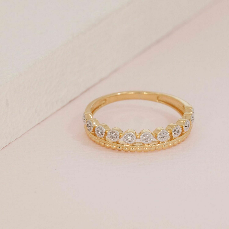Ella Stein Queen of Havana Ring (Gold)