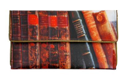 Kent Stetson Bookbag Clutch