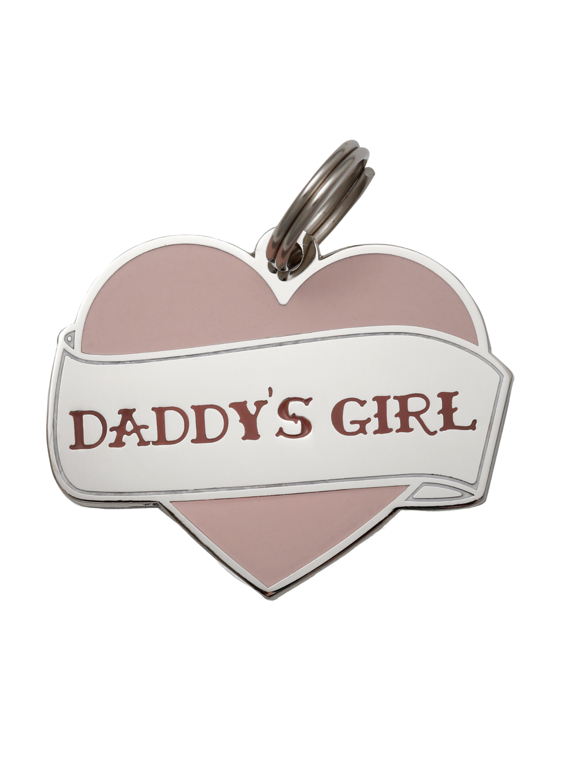 Pet ID Tag - Daddy's Girl