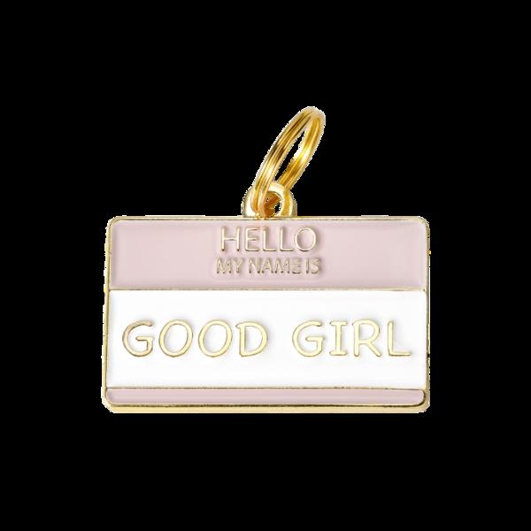 Pet ID Tag - Good Girl