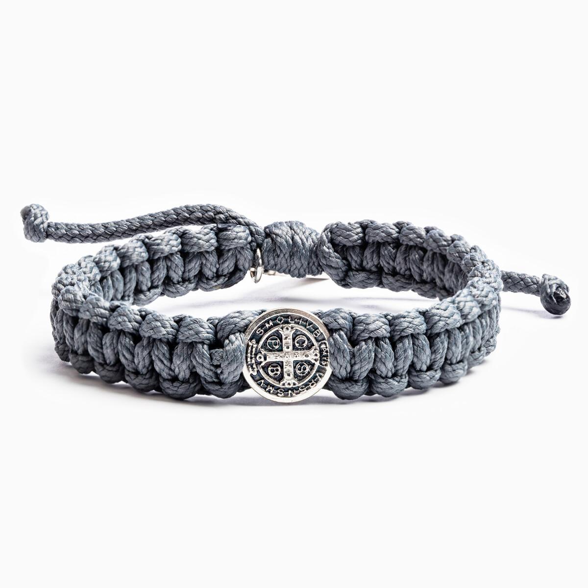 MSMH One Blessing Bracelet For Him (Silver/Slate)