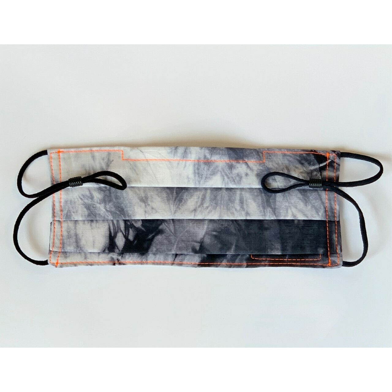 APD Black Tie Dye Surgical Style Mask
