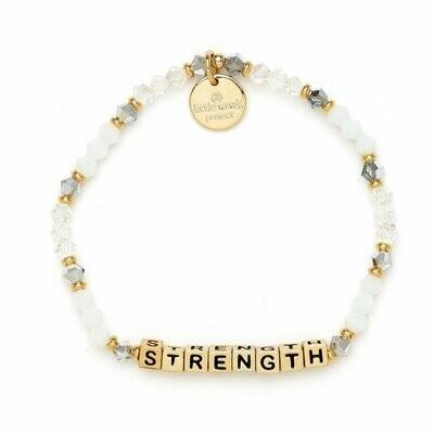 Little Words Project Gold STRENGTH Bracelet
