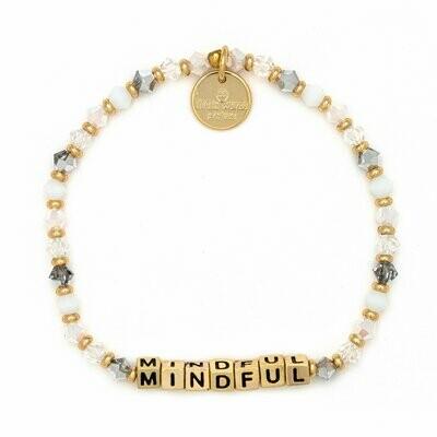 Little Words Project Gold MINDFUL Bracelet
