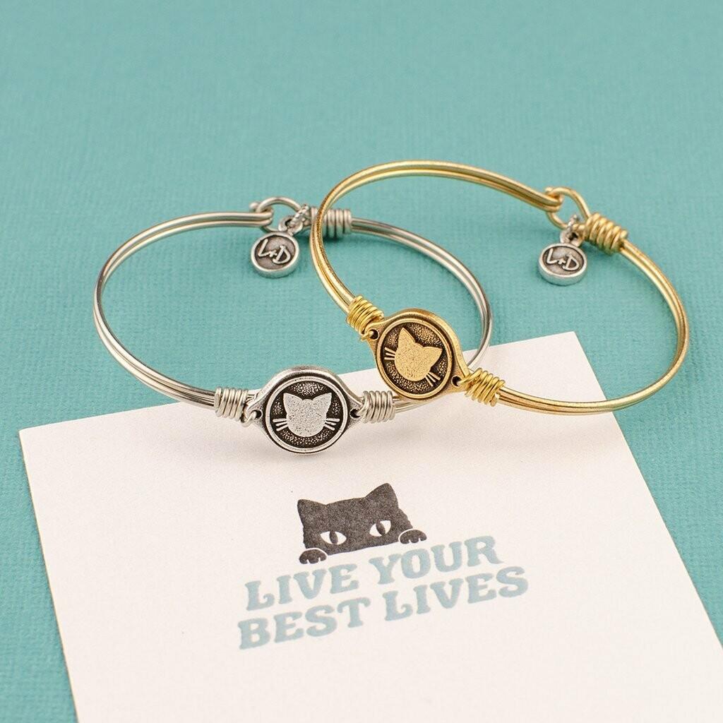 Luca + Danni Meow Bracelet