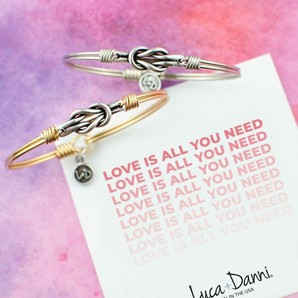 Luca + Danni Love Knot Bracelet