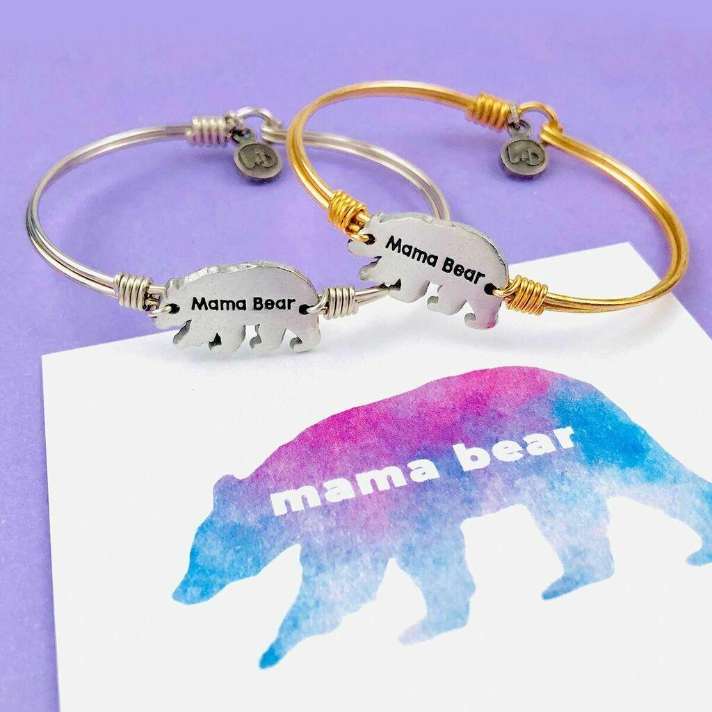 Luca + Danni Mama Bear Bracelet
