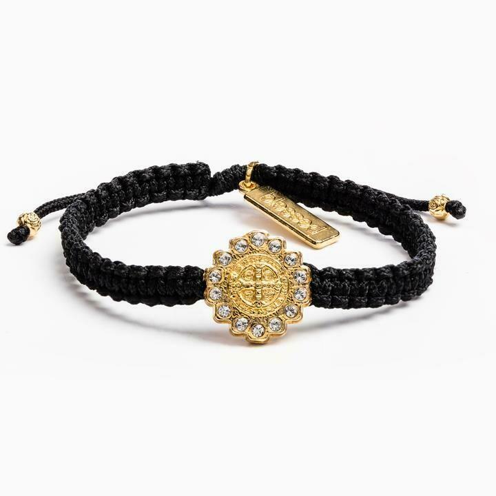 MSMH Brilliance Bracelet (Gold/Black)
