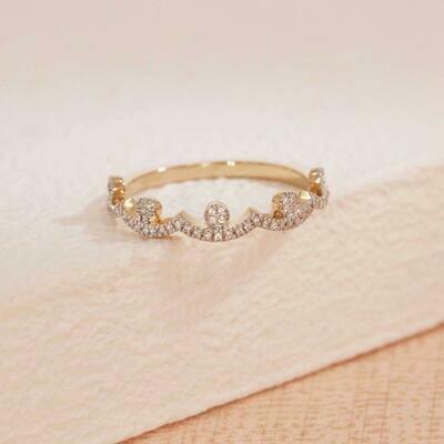 Ella Stein Moving Forward Ring (Gold)