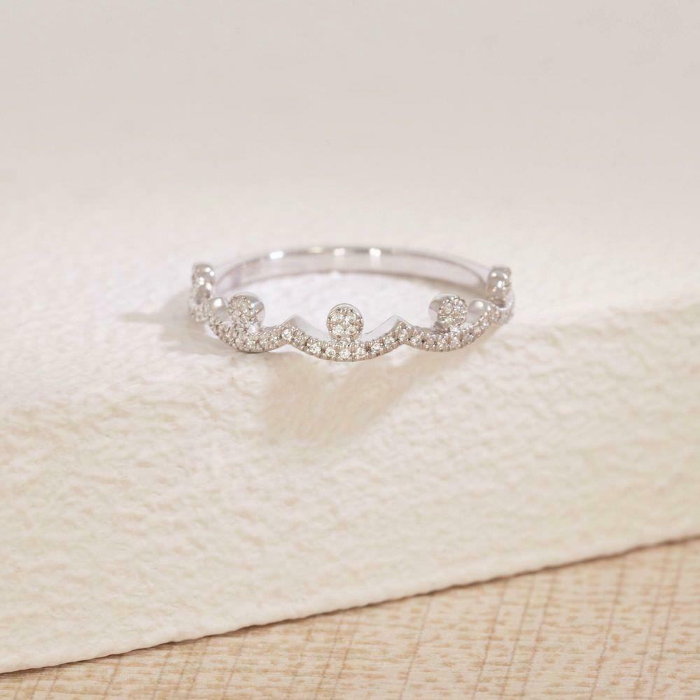 Ella Stein Moving Forward Ring (Silver)