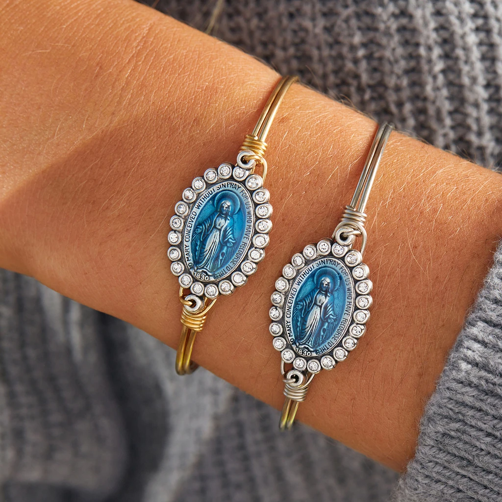 Luca + Danni Crystal Miraculous Bracelet