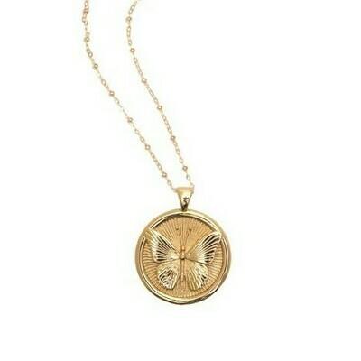 Jane Win Original FREE Coin Pendant