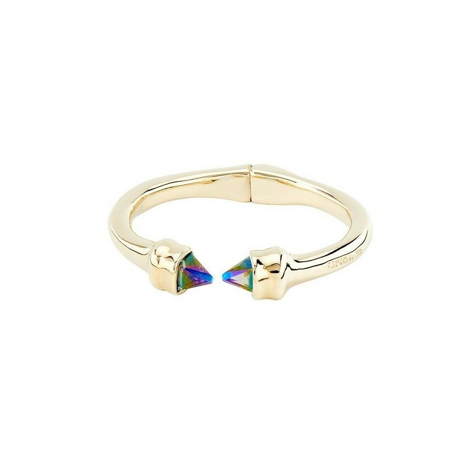 Uno de 50 Crystal Clear Bracelet