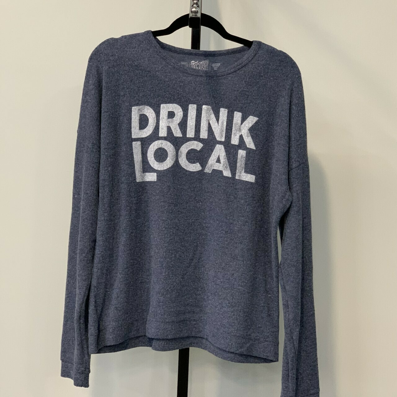 DRINK LOCAL Super Soft Hachi Sweatshirt