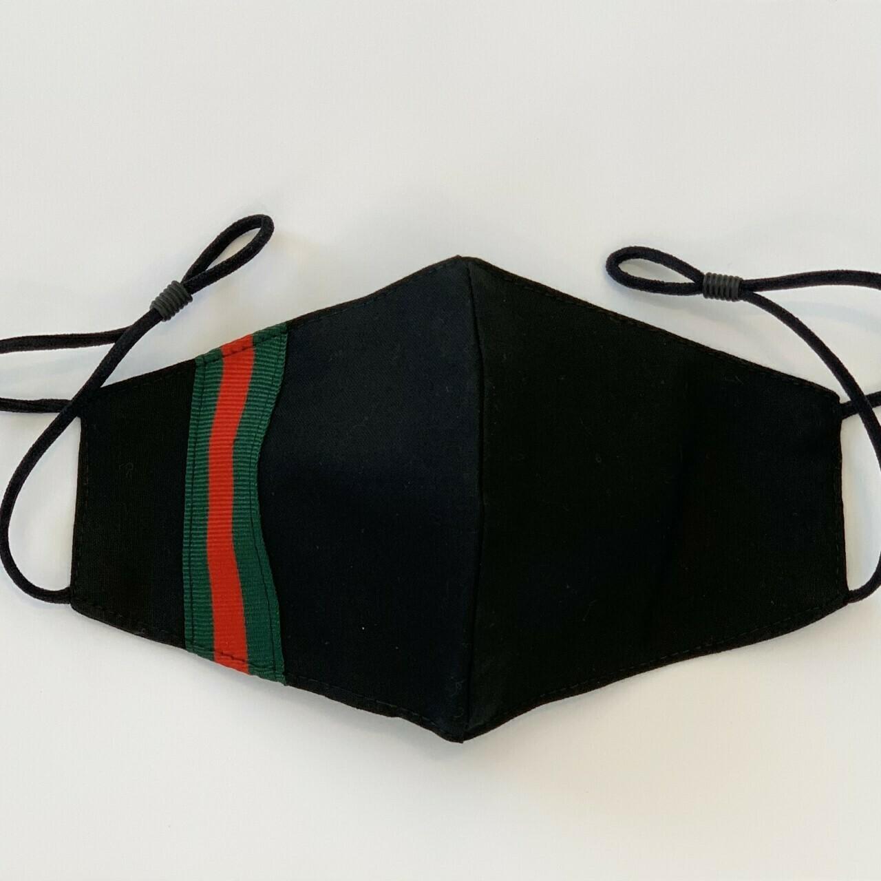 APD G Stripe Face Mask