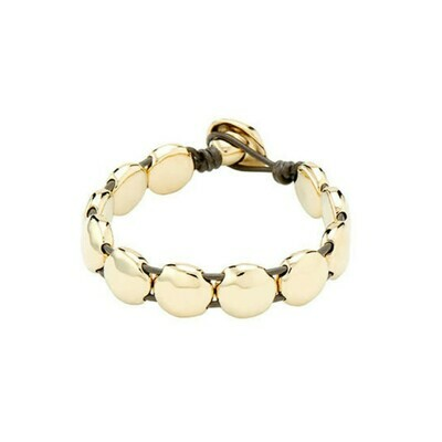 Uno de 50 Loading Bracelet (Gold)