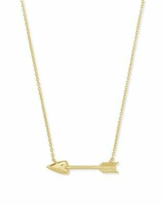 Kendra Scott Zoey Pendant Necklace in Gold