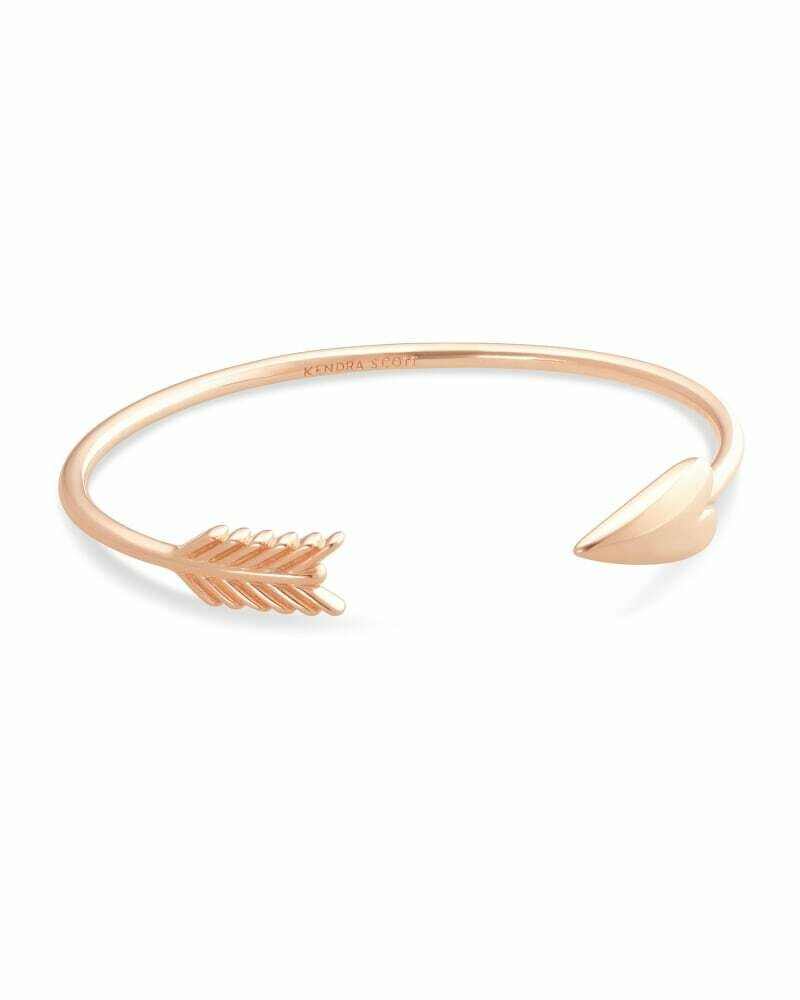 Kendra Scott Zoey Cuff Bracelet in Rose Gold