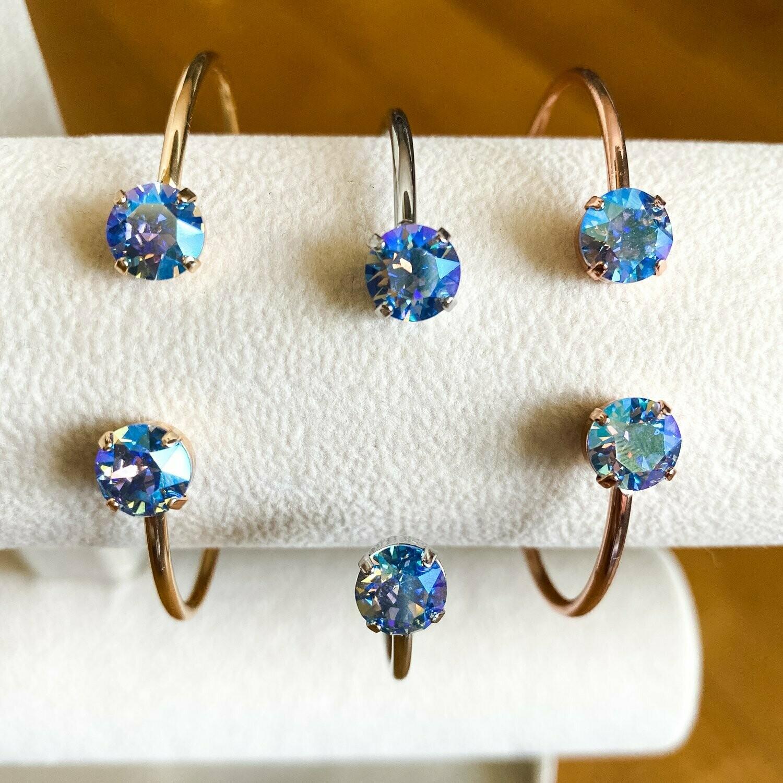 Balance Bracelet - Light Sapphire Shimmer