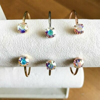Balance Bracelet - Crystal Aurora