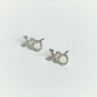 Ella Stein XO Stud Earrings