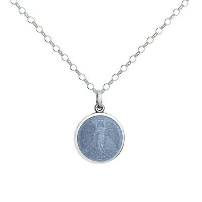 Colby Davis Angel Pendant, Small/Gray
