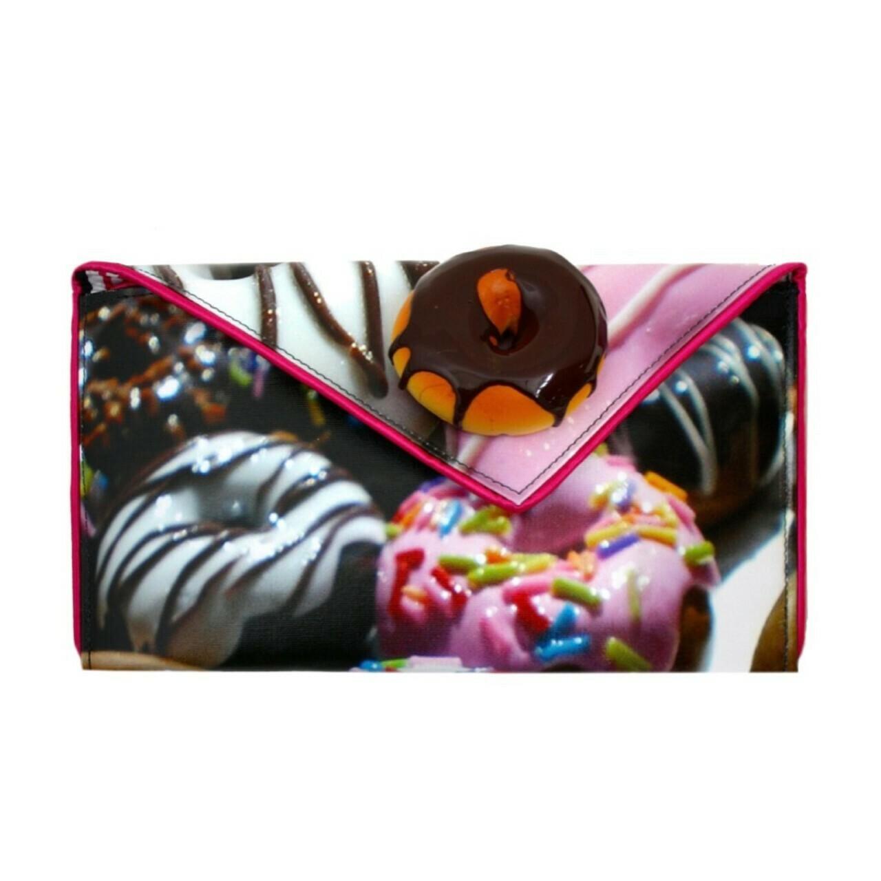 Kent Stetson Donut Crossbody Clutch