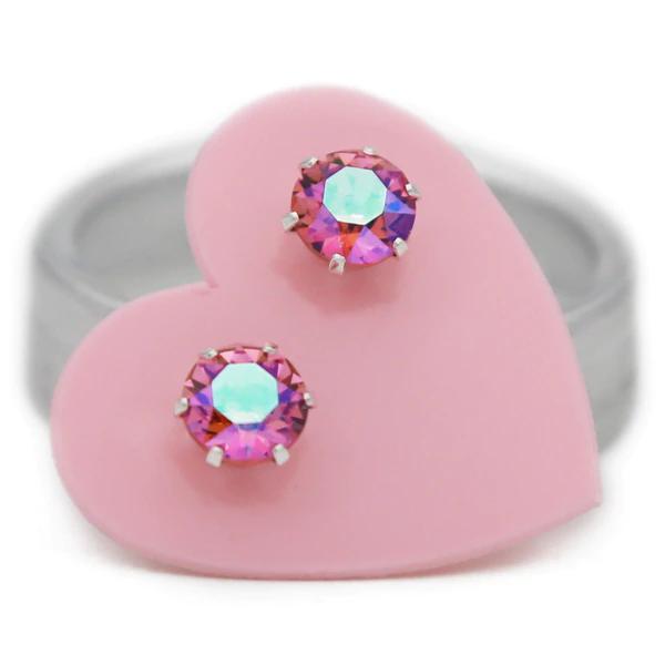 JoJo Loves You Pink AB Ultra Mini Blings