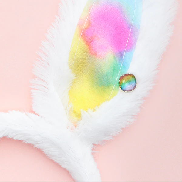 JoJo Loves You Rainbow Sorbet Mega Cushion Blings