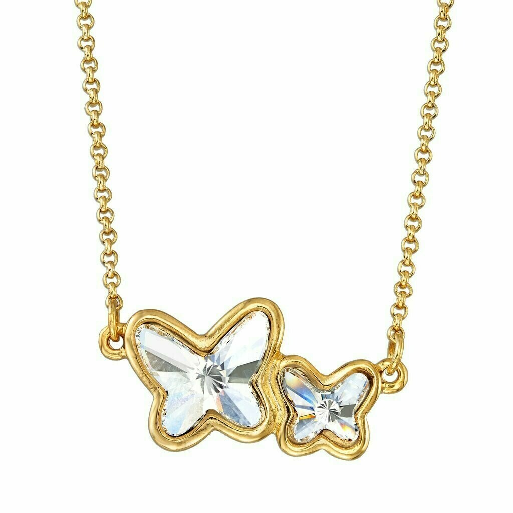 Luca + Danni Butterflies Necklace