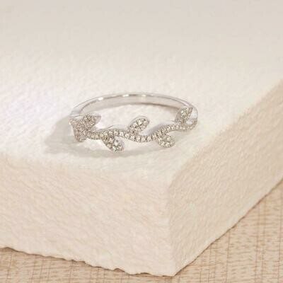 Ella Stein Growing Up Ring (Silver)