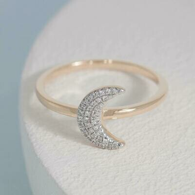 Ella Stein Mooning Over You Ring (Gold)