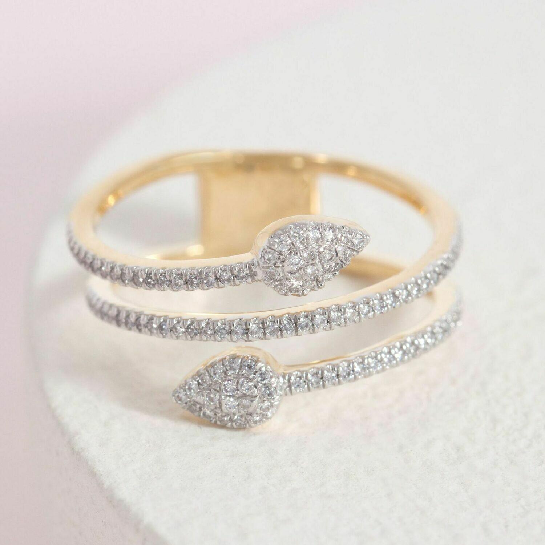 Ella Stein Move Forward Ring (Gold)