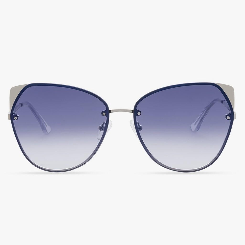 DIFF Cora - Silver/Aegean Blue